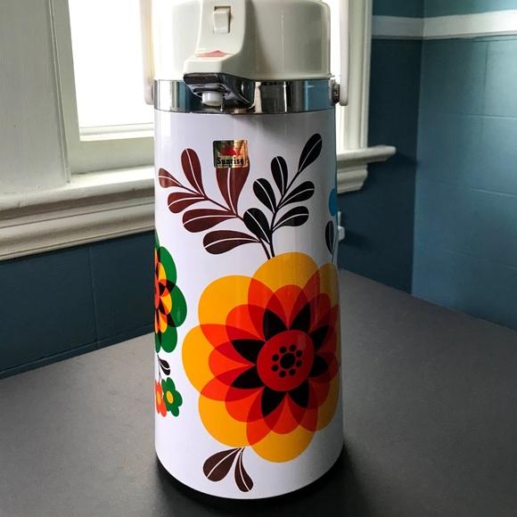 70s Vintage Coffee Dispenser